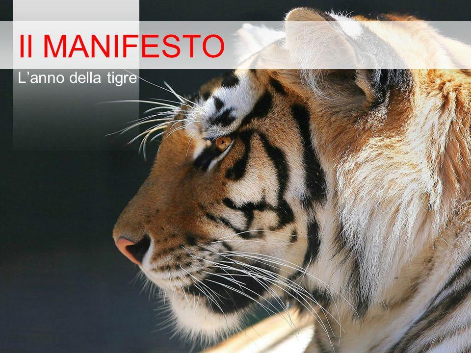 Il MANIFESTO Lanno della tigre