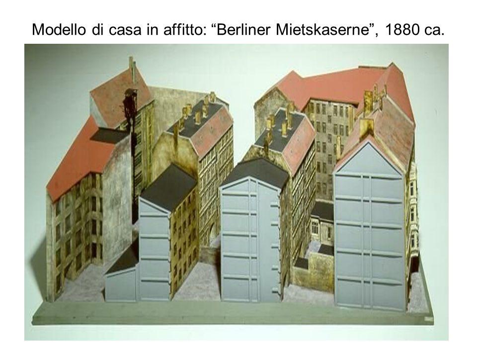 Berlino Quartieri proletari soprattutto nella parte est e nord della città.