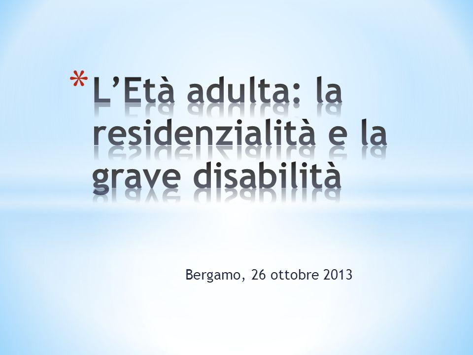 Bergamo, 26 ottobre 2013