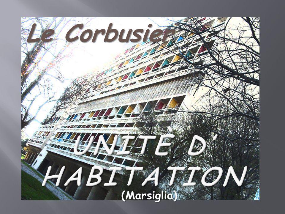 Le Corbusier (Marsiglia)