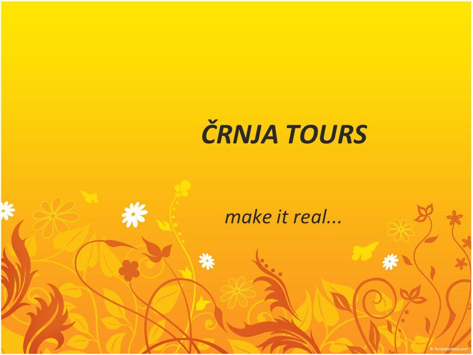 Črnja Tours – ESCURSIONI Le escursioni giornaliere sono il mezzo perfetto per conoscere la destinazione e noi curiamo fino al ultimo dettaglio la presentazione storico- culturale combinata con le bellezze naturali.
