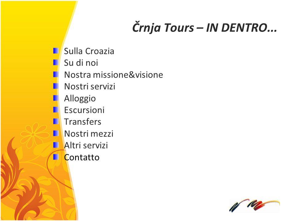 Črnja Tours – IN DENTRO...