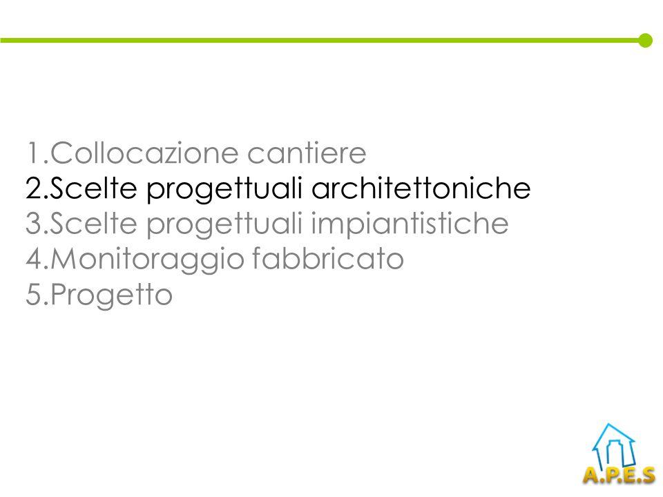 Trattandosi dei primi edifici ad alta efficienza energetica, il monitoraggio si rivela utile per valutare il livello di effettiva efficienza degli edifici realizzati e di controllare se ciò che promettevano in fase di progettazione è stato mantenuto.