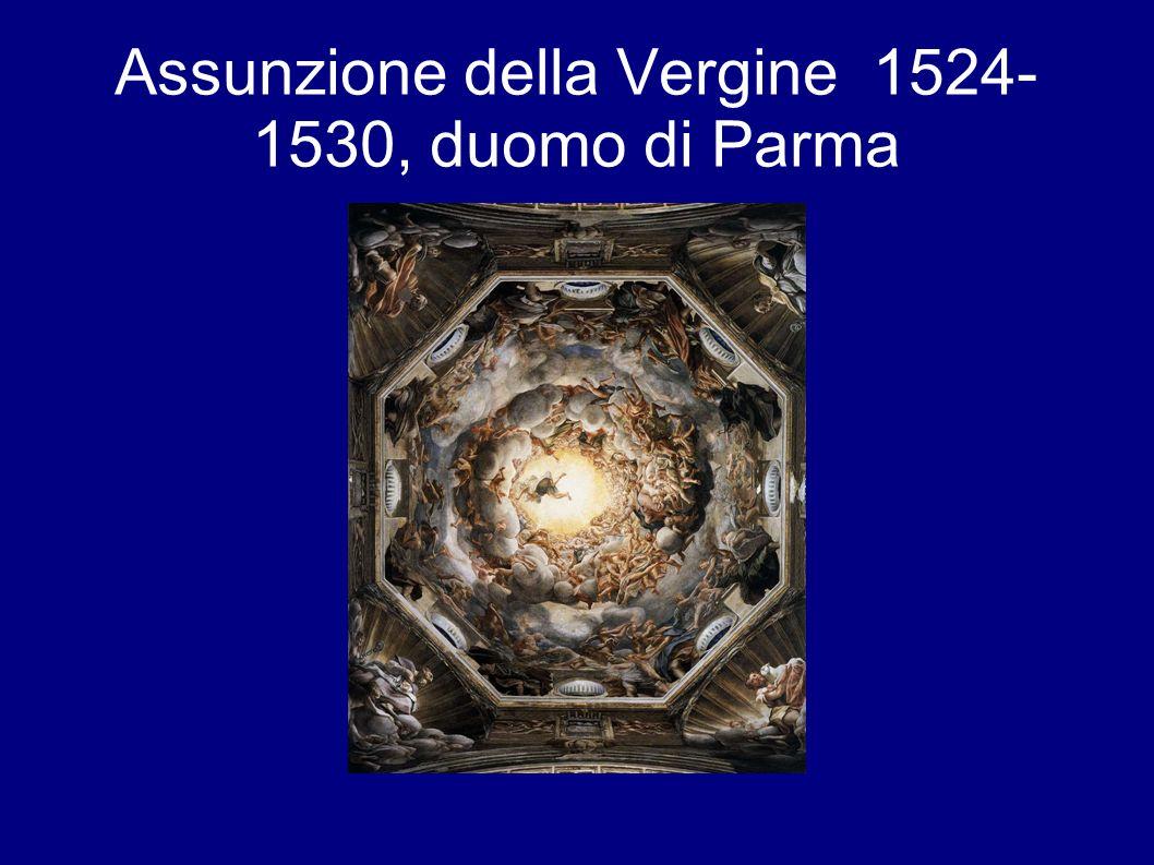 Assunzione della Vergine 1524- 1530, duomo di Parma