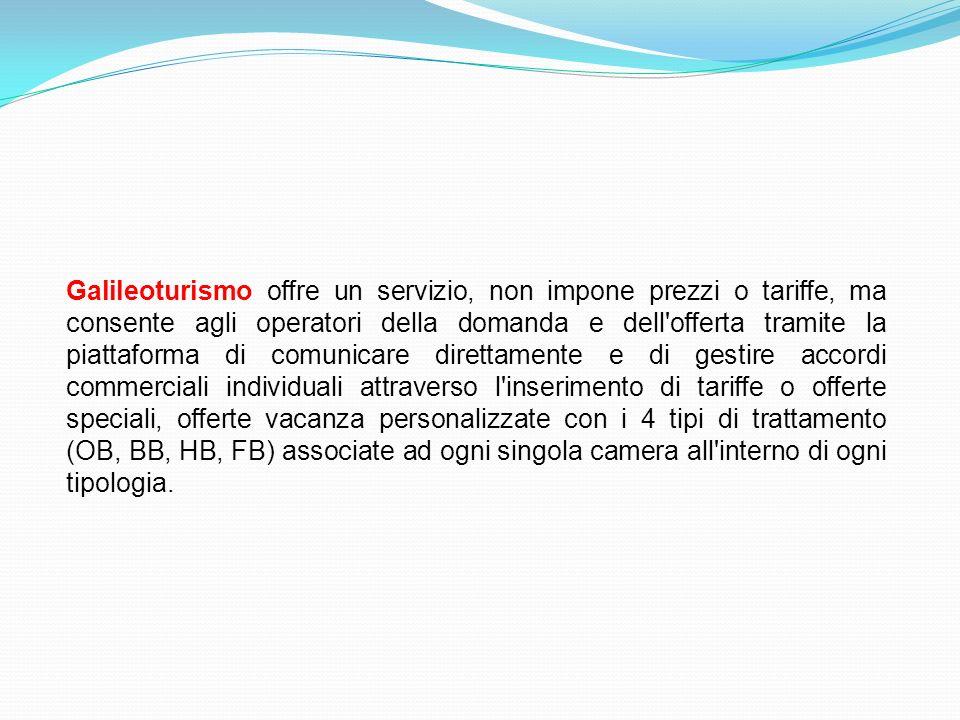 inserire offerte commerciali per categorie di utenti finali riservate, es.