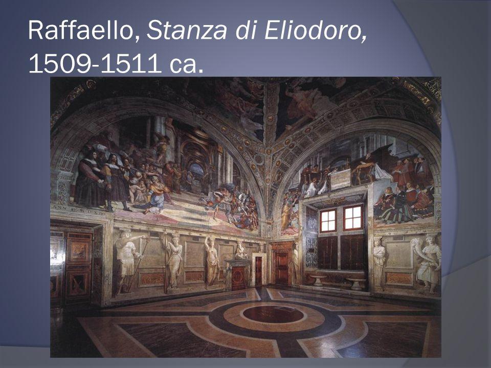 Raffaello, Stanza di Eliodoro, 1509-1511 ca.