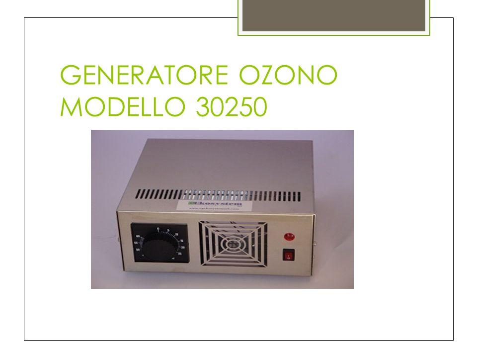 GENERATORE OZONO MODELLO 30250