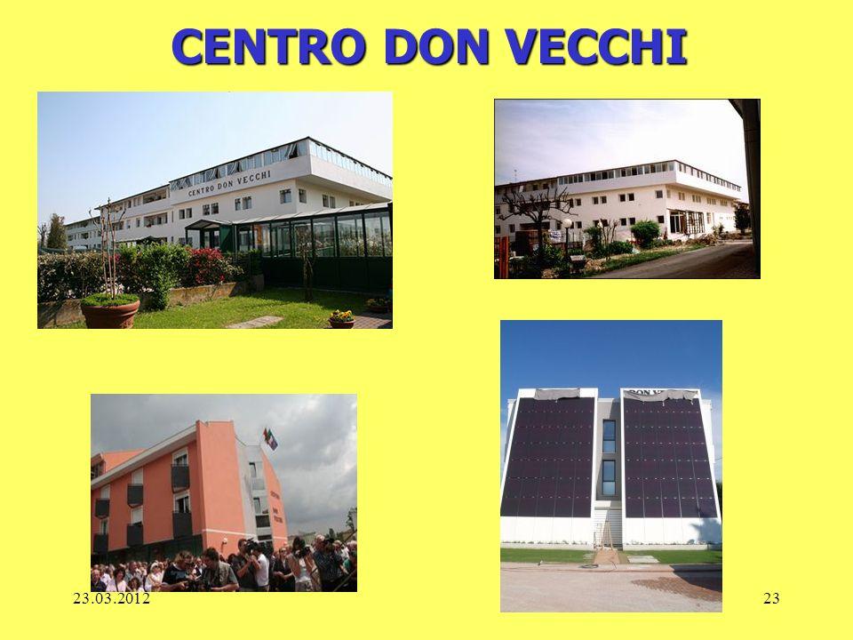 23.03.201223 CENTRO DON VECCHI