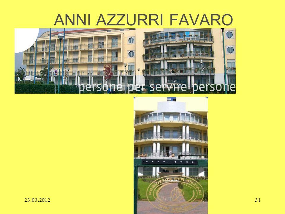 23.03.201231 ANNI AZZURRI FAVARO