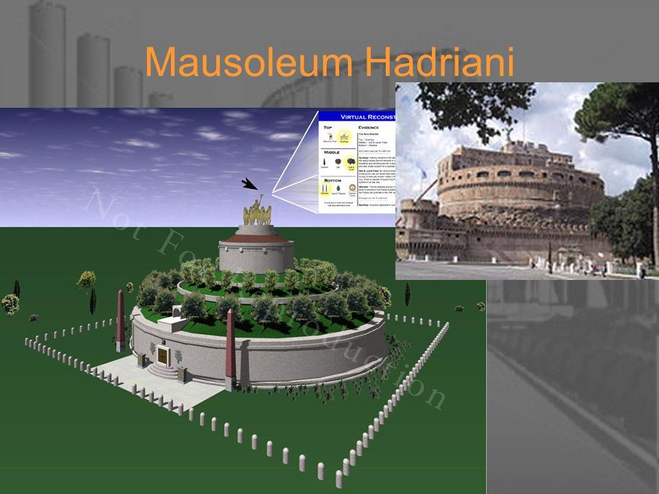 Mausoleum Hadriani
