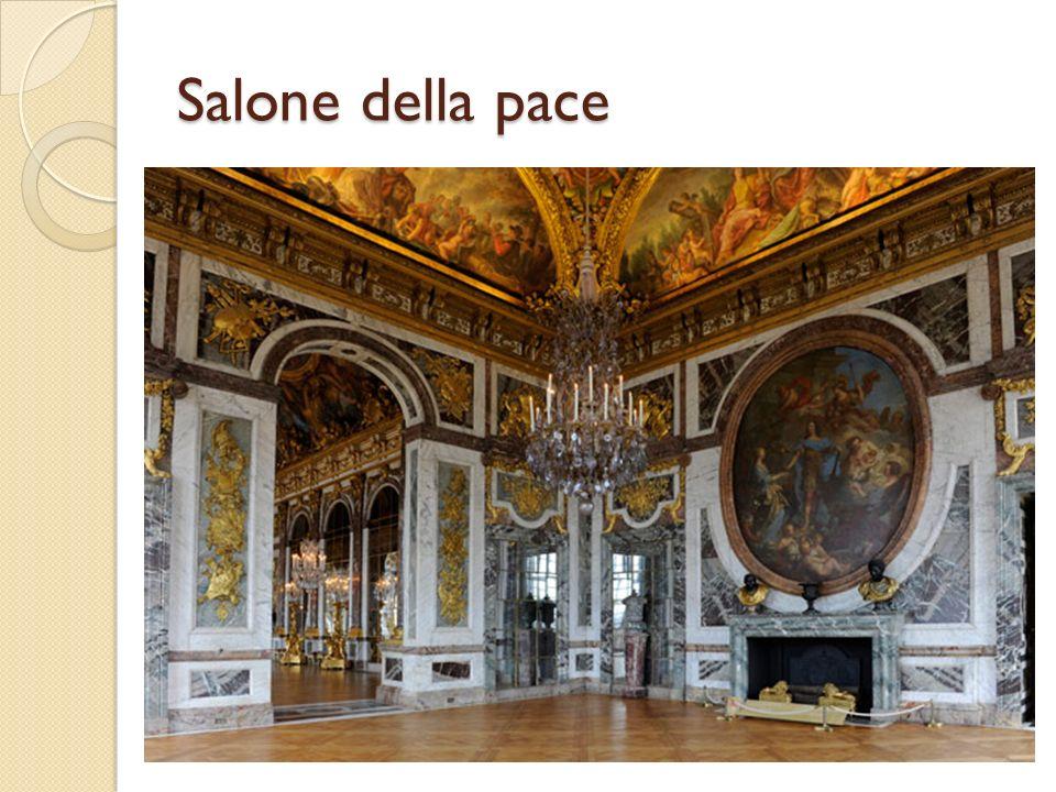Salone della pace