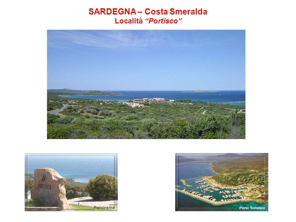 SARDEGNA – Costa Smeralda Località Portisco