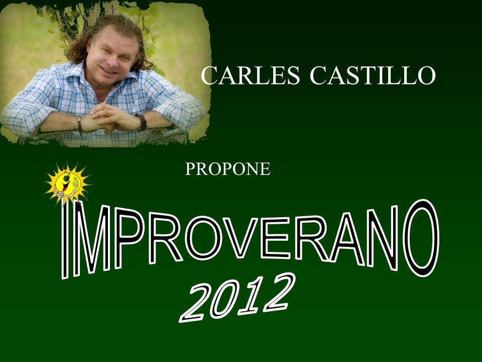 CARLES CASTILLO PROPONE