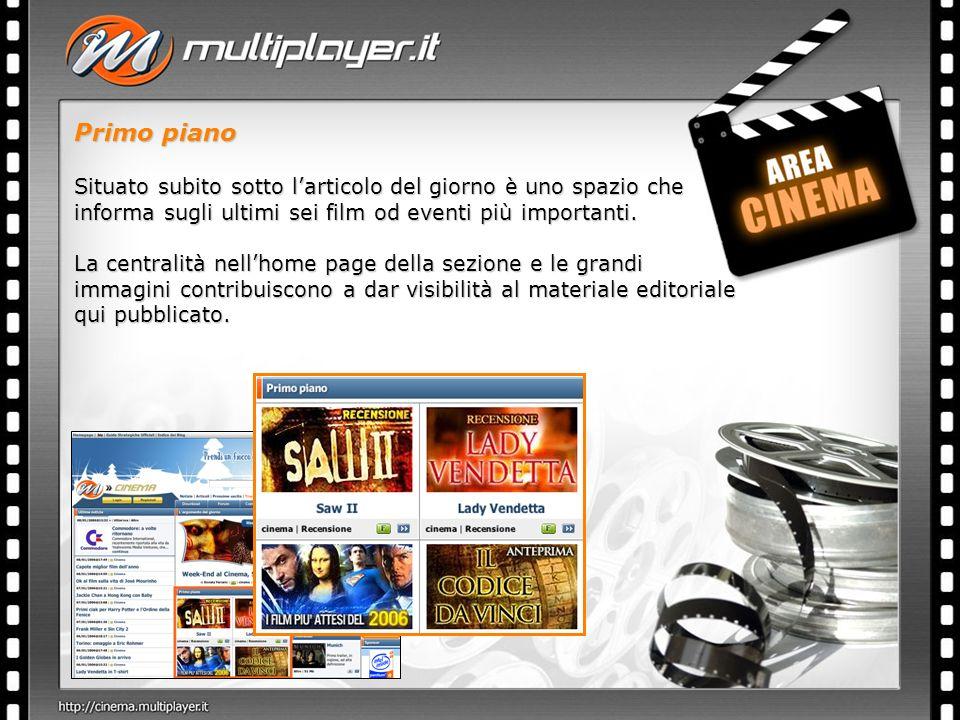 Ultime notizie La sezione news Cinema, con notizie fresche e brillanti aggiornate in tempo reale, 24 ore su 24.