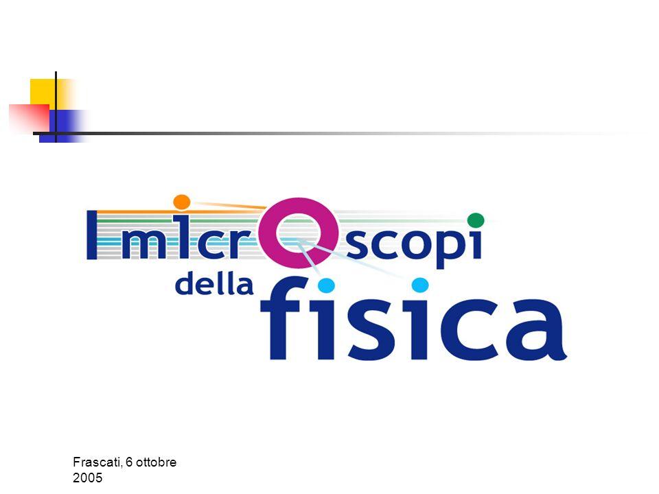 Frascati, 6 ottobre 2005 Asimmetrie