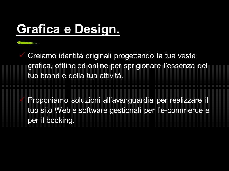 Grafica e Design.