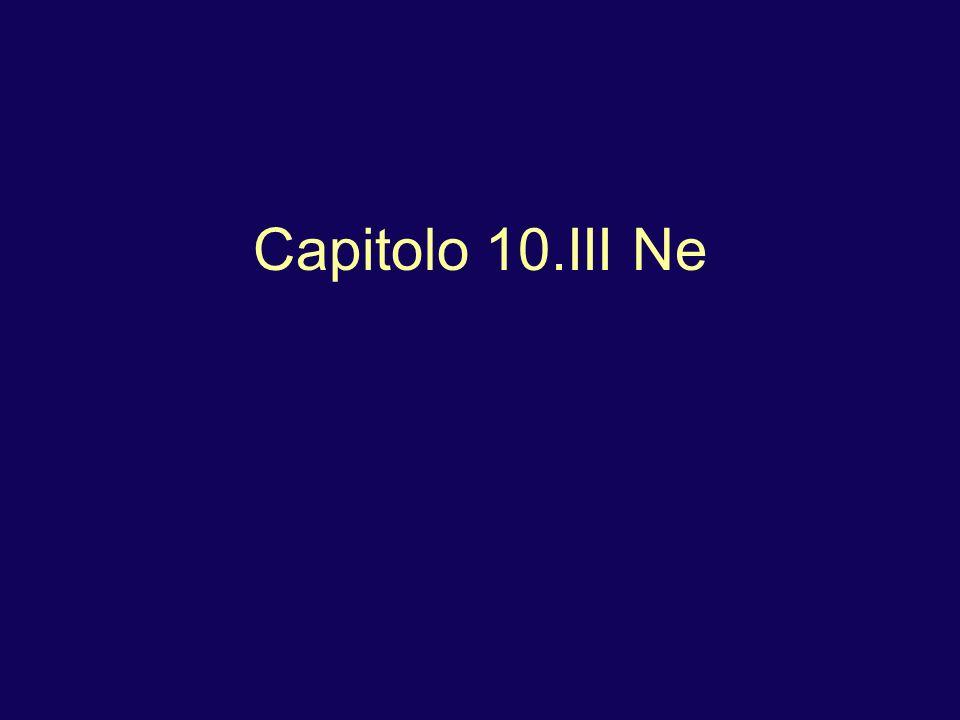 Capitolo 10.III Ne