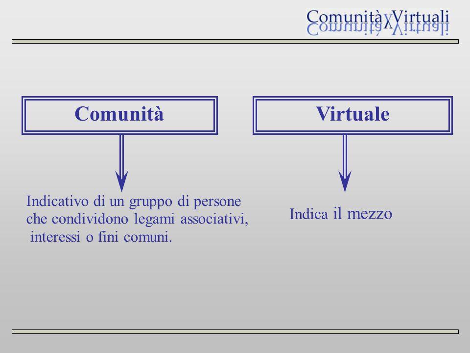 Indicativo di un gruppo di persone che condividono legami associativi, interessi o fini comuni.