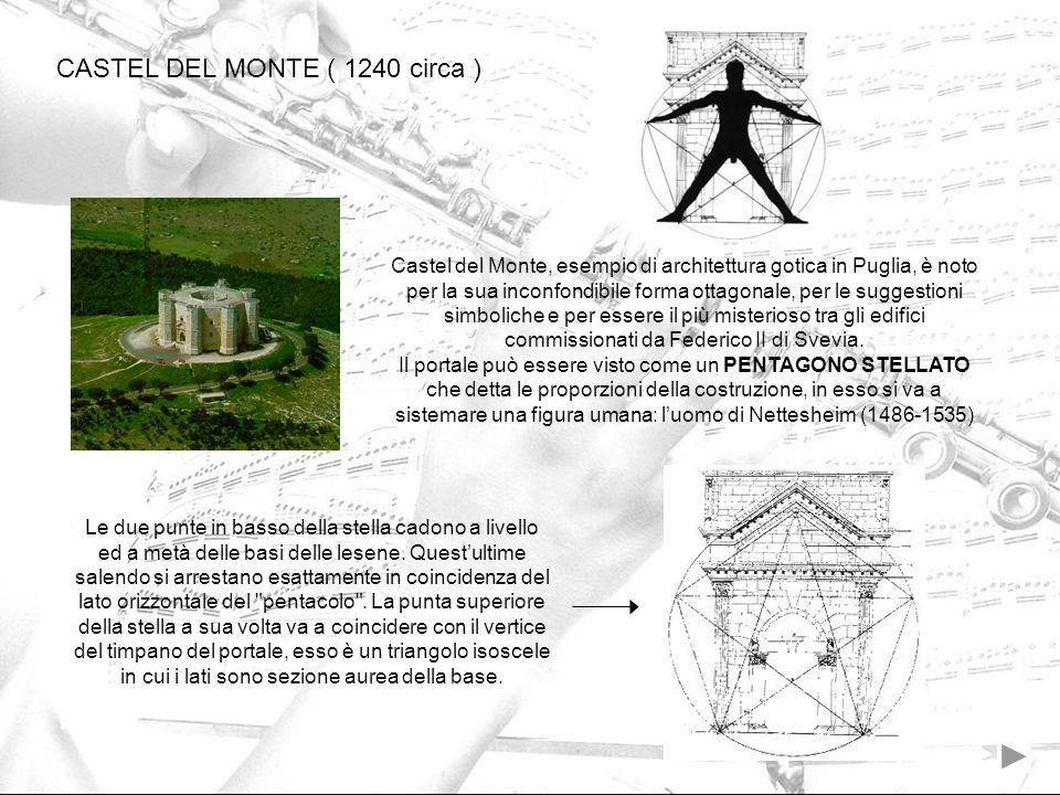 Castel del Monte, esempio di architettura gotica in Puglia, è noto per la sua inconfondibile forma ottagonale, per le suggestioni simboliche e per ess