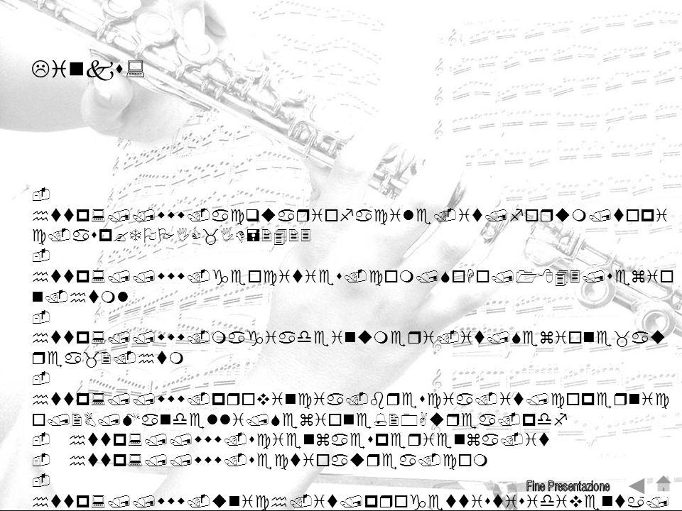 Links: - http://www.acquariofacile.it/forum/topi c.asp?TOPIC_ID=2423 - http://www.geocities.com/SoHo/1843/sezio n.html - http://www.magiadeinumeri.it/