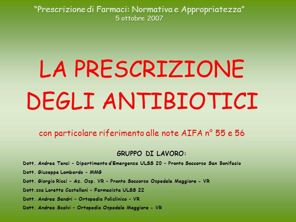 Dott.Andrea Tenci – Dipartimento dEmergenza ULSS 20 – P.S.