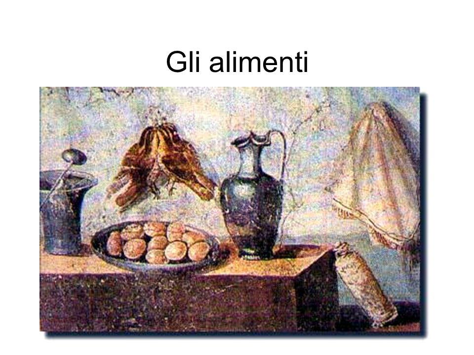 puls Plauto, il punico, 54 chiama i romani con termine greco pultiphagonides = mangiatori di polenta Zuppa di cereali selvatici, legumi e pezzetti di carne