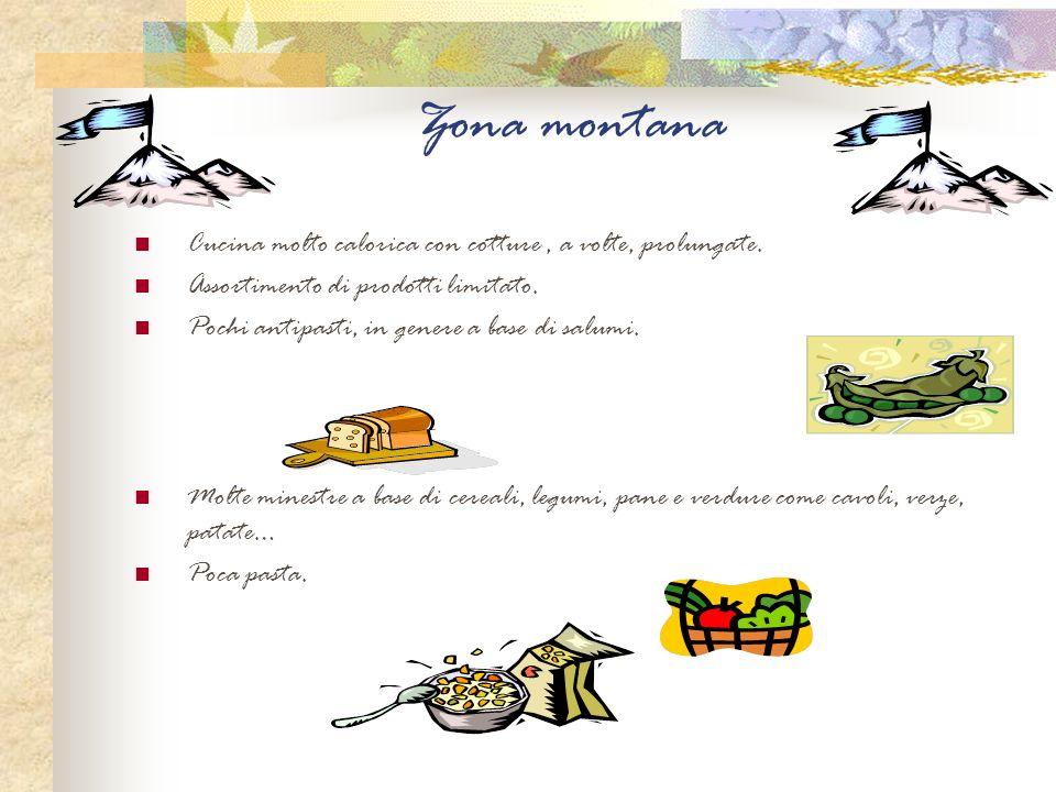 NORD Molti minestroni a base di verdure, fagioli, orzo…….