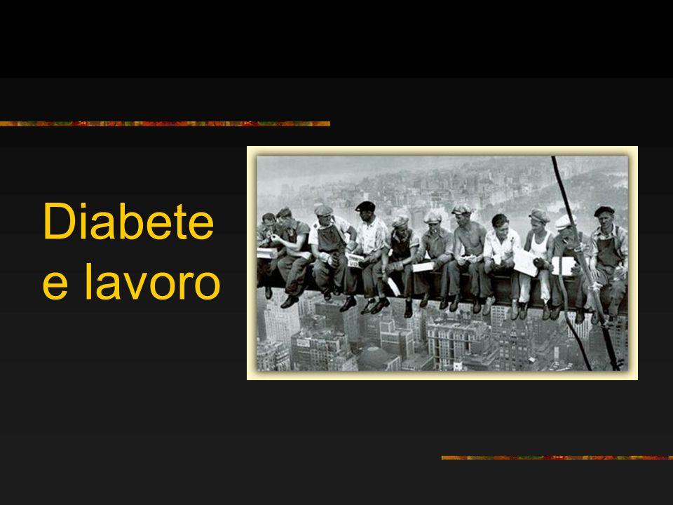 Diabete e lavoro