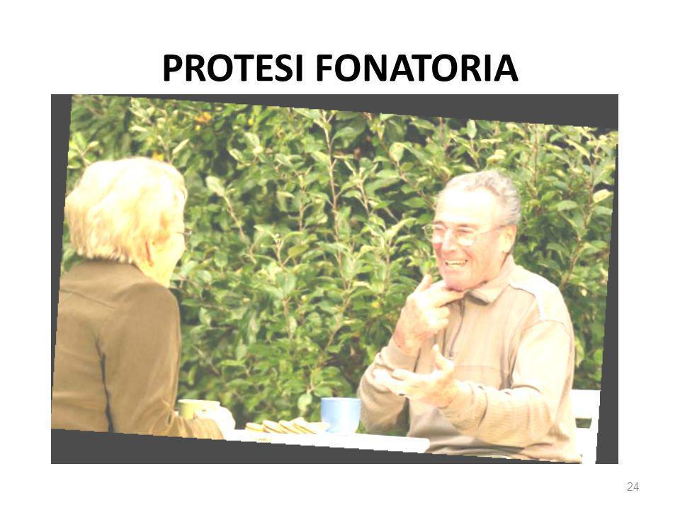 PROTESI FONATORIA 24