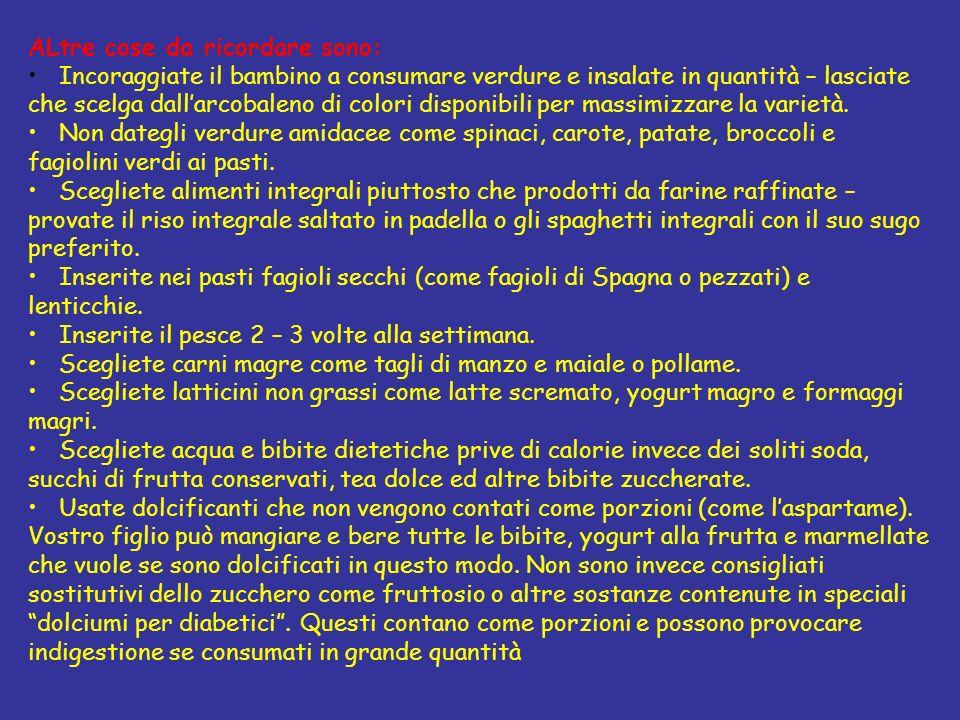 Alimentazione eccessiva Iperglicemia Correzione iperglicemia con più insulina Iperinsulinemia causa FAME CIBO