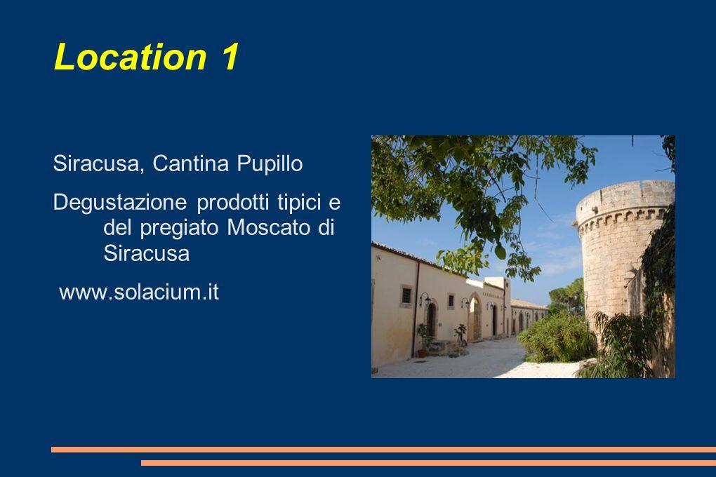Location 2 Ispica (Rg) Azienda Agraria Curto Degustazione prodotti tipici e vini pregiati di produzione propria www.curto.it