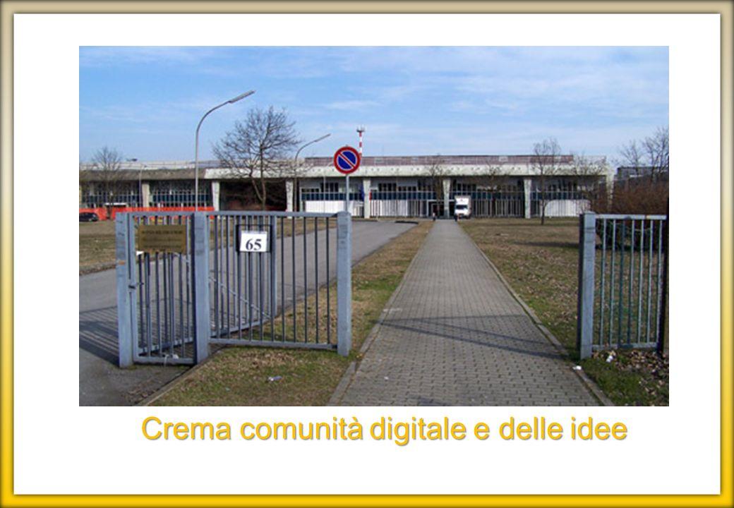 Crema comunità digitale e delle idee