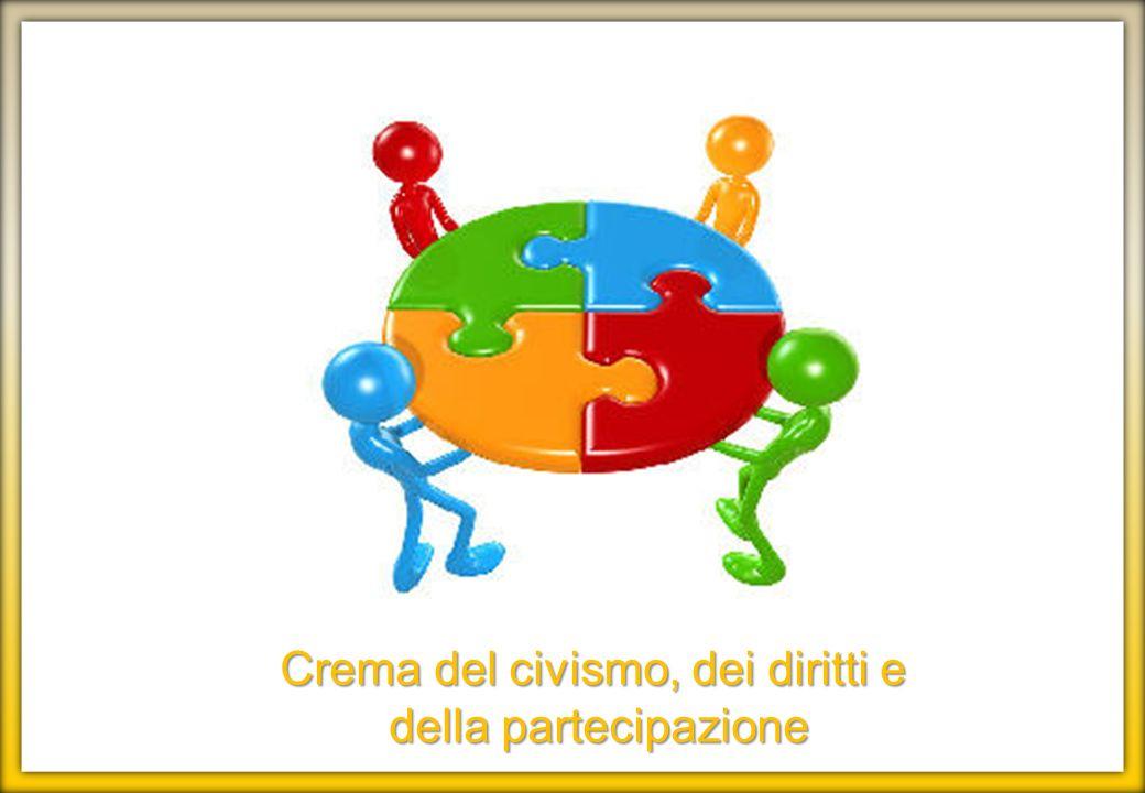 Crema del civismo, dei diritti e della partecipazione