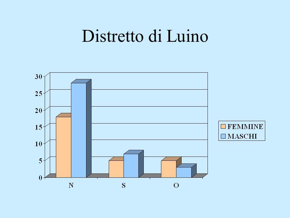 Distretto di Luino