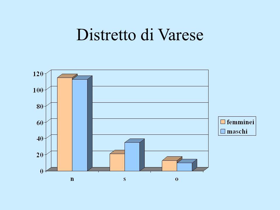 Distretto di Varese