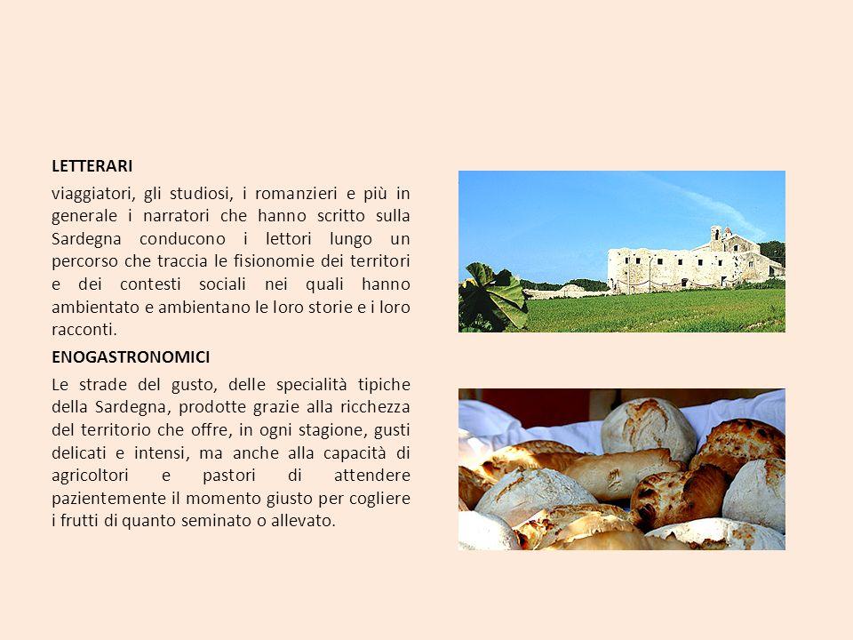 NATURALISTICI Non v è in Italia ciò che v è in Sardegna, nè in Sardegna v è quel d Italia , osservava nel Settecento il padre Gesuita Francesco Cetti, sottolineando il carattere peculiare della natura dell Isola.