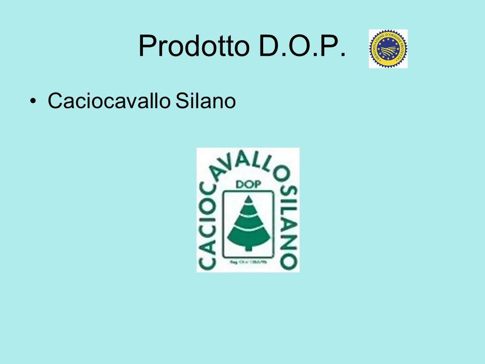 Prodotto D.O.P. Caciocavallo Silano