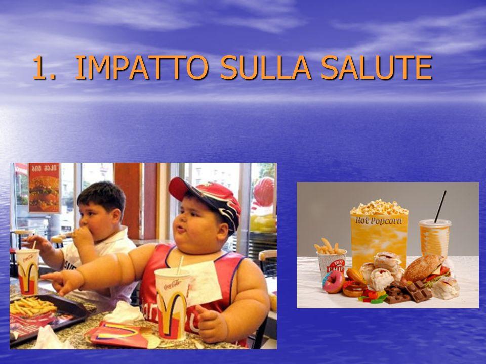 1.IMPATTO SULLA SALUTE