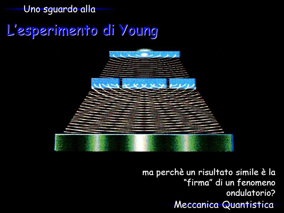 Lesperimento di Young ma perchè un risultato simile è la firma di un fenomeno ondulatorio? Uno sguardo alla Meccanica Quantistica