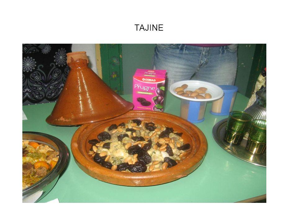 TAJINE