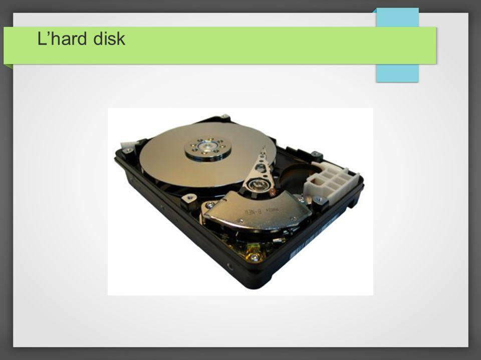 Lhard disk