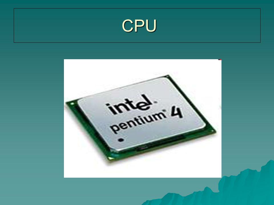 CPU CPU