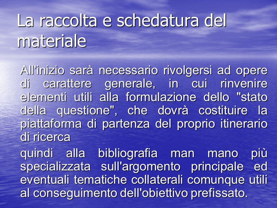 Frontespizio Pontificia Università Lateranense Facoltà di_____________ Tema Schede bibliografiche per il corso di Metodologia della ricerca (11111) dello studente_______________ (matr.