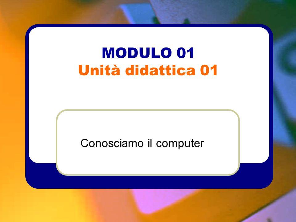 Il computer, una macchina aggiornabile Il case del computer è composto da diversi componenti elettronici, assemblati insieme durante il processo costruttivo.