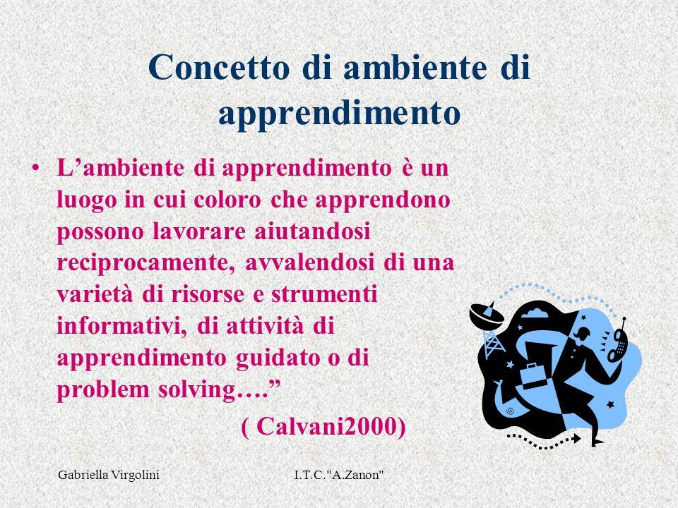 Gabriella VirgoliniI.T.C. A.Zanon LA RICERCA IN RETE www.liberliber.it www.alice.it www.tolerance.it www.golemindispensabile.it www.altrascuola.it