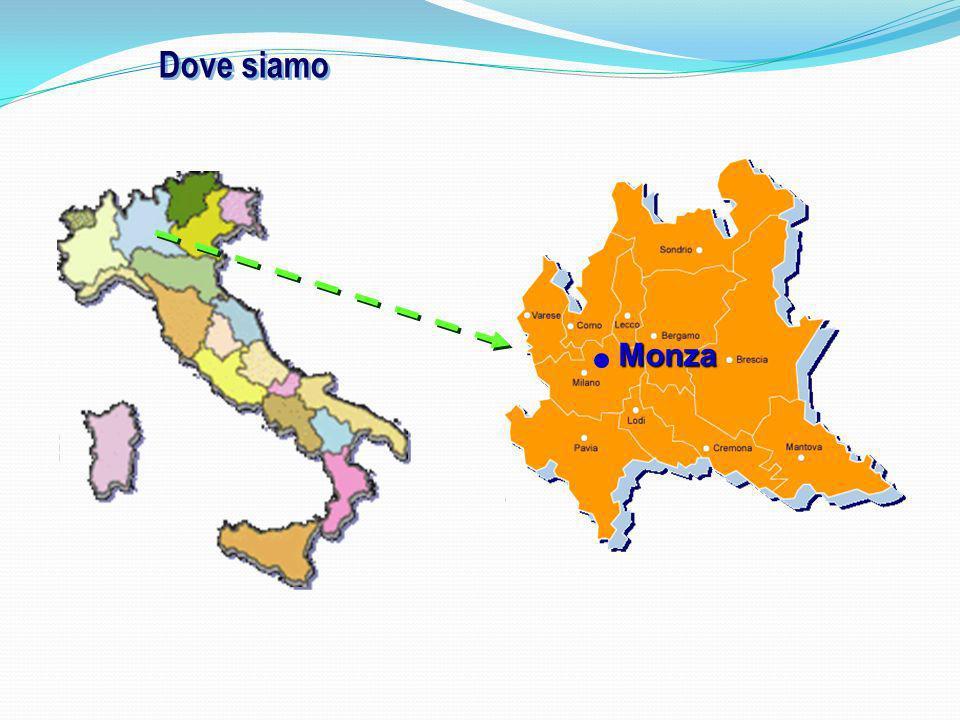 Dove siamo Monza