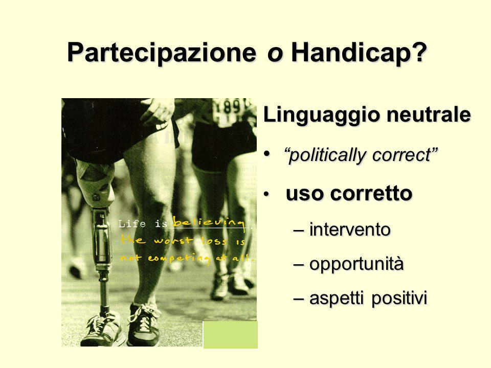Funzionamento Umano vs mera disabilità Funzionamento Umano vs mera disabilità Funzioni Corporee vs menomazioniFunzioni Corporee vs menomazioni Struttu