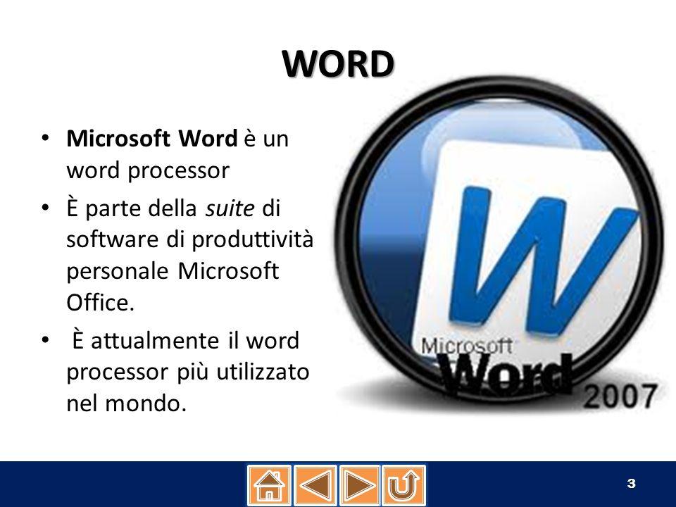 WORD - CREAZIONE INDICI i In un indice vengono elencati i termini e gli argomenti trattati in un documento, insieme alle relative pagine.