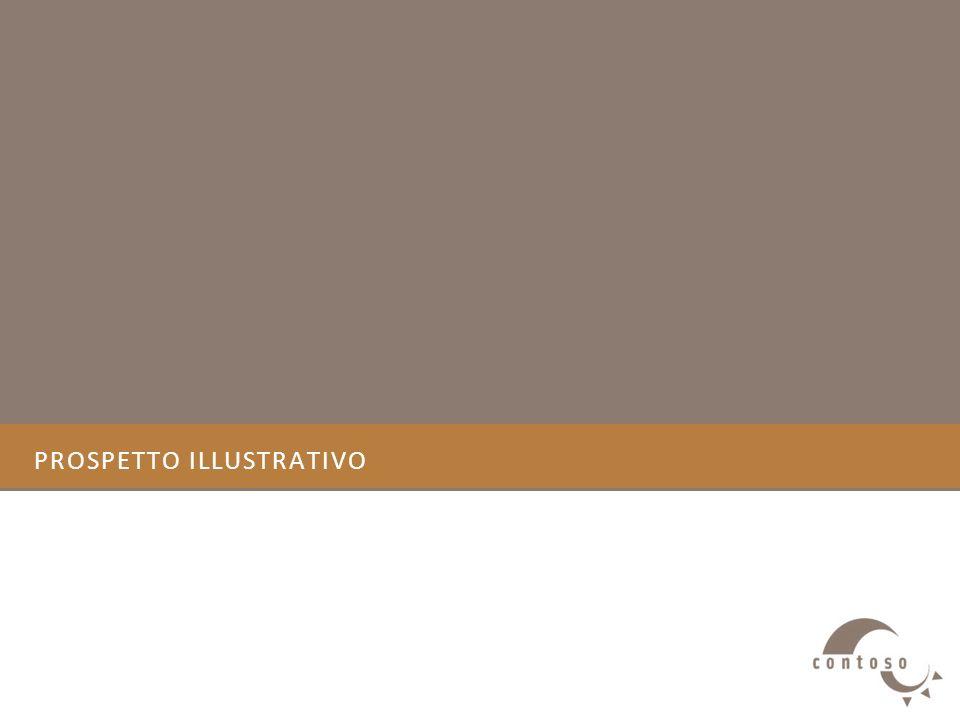 U TILIZZO DEL MODELLO P ROSPETTO ILLUSTRATIVO Informazioni sul modello I prospetti illustrativi sono presentazioni strutturate, ricche di testo ed elementi grafici.