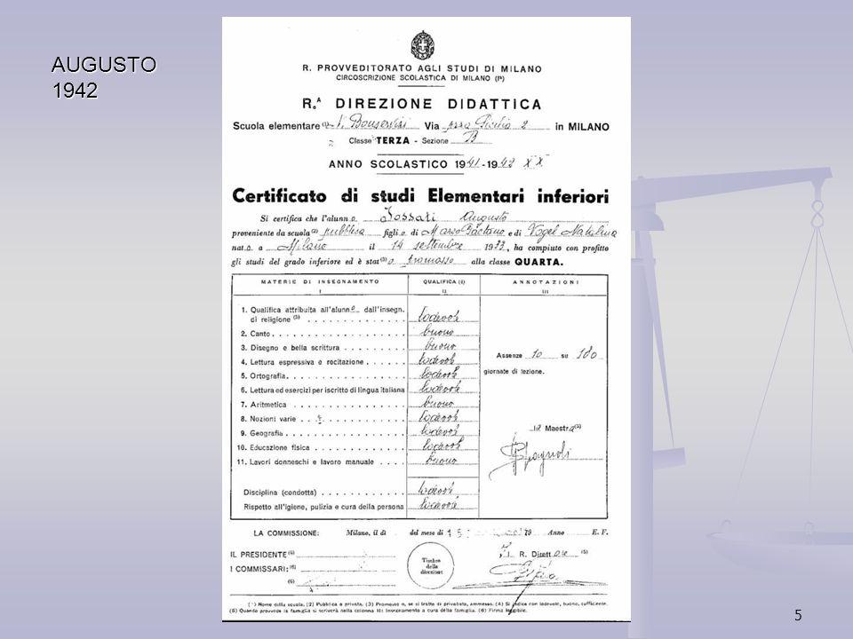 36 LA SCHEDA DI VALUTAZIONE 2004 Con la C.M.